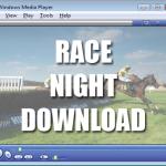 Lockdown Race virtual downloads race night download