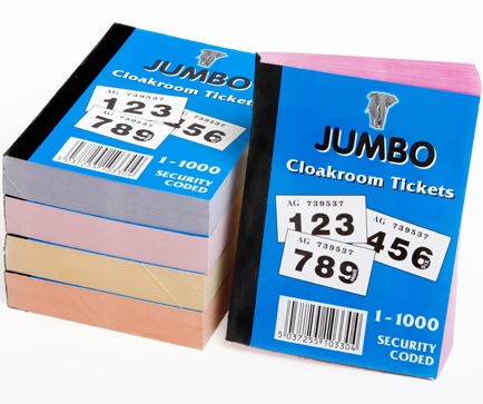race night kits and raffle tickets 5000