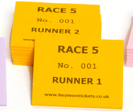 race night tote tickets Virtual Race Night Downloads Horse Racing NHS Fundraising Ideas