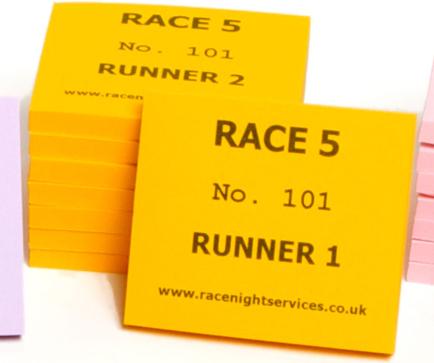 race night tickets