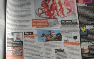 Virtual Race Night Downloads Horse Racing NHS Fundraising Ideas Sunday Mirror April 20201-2