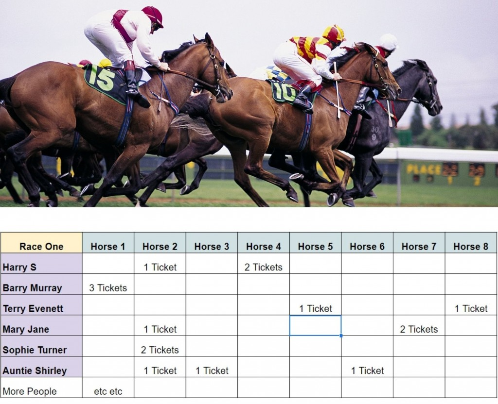 Virtual Race Night Downloads Horse Racing Fundraising Ideas Sports Clubs Sporting